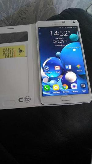 SAMSUNG GALAXY NOTE 4 OPEN TO ALL NETWORKS
