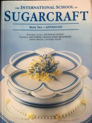 Sugar craft book