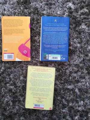 3 Great Reads - Paperbacks. Sophie Kinsella - The Undomestic Goddess, Candace Bushnell - Lipstick Ju