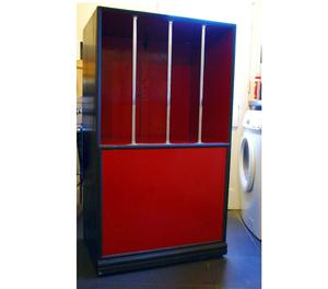 Cage Equipment Cupboard