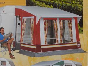 Dorema Vitesse Midi Porch Awning £150