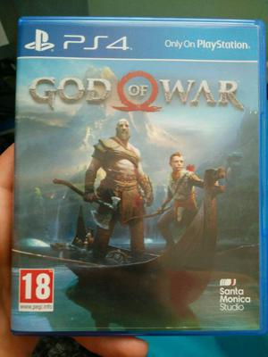 God of War 4 - ps4 £35 ono