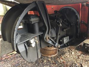 Diesel rib