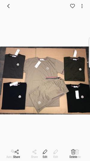 Mens clothing short sets
