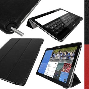 PU Leather Smart Case Cover Holder for Samsung Galaxy Note
