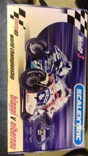 Scalextric Moto GP3
