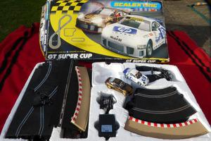 Scalextric Super Cup set