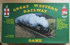 The Great Western Railway Game