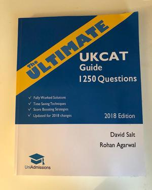 The Ultimate UKCAT Guide  Questions by David Sait