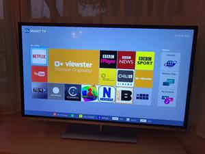 """Toshiba 40"""" full Hd smart tv.wifi.Excellent condition.perfect working. £180 NO OFFERS. CAN DELIVER"""