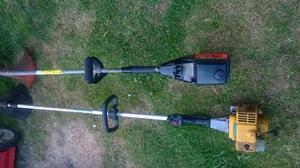 lawn mower munsher,lawn mower petrol and two ptrol strimers