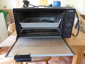 portable electric oven & grill