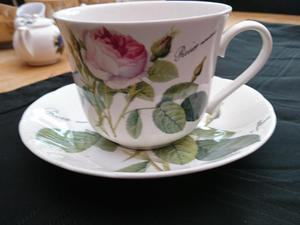 roy kirkham cup and saucer