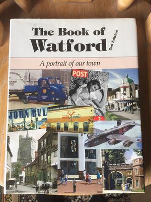 the book of watford book