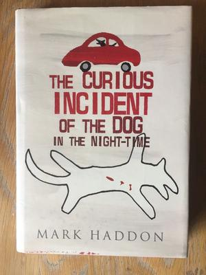 the curious incident of the dog book