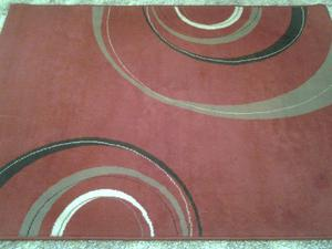 2 x Matching Trailing Rugs reduced price