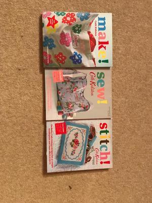 Cath Kidston craft books