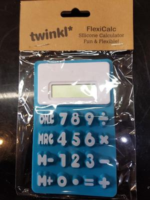Flexi calculators for sale job lot