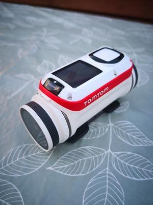 TomTom Bandit 4k action camera