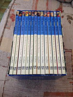 Enid Blyton. The Secret Seven Library