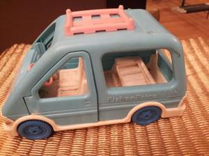 Fisher Price People Carrier Vintage toy