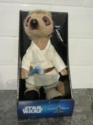 NEW: Meerkat Aleksandr as Luke Skywalker Star Wars