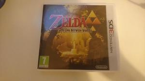 The Legend of Zelda: A Link Between Worlds: Nintendo 3DS Complete In Box