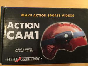 Action cam - as new