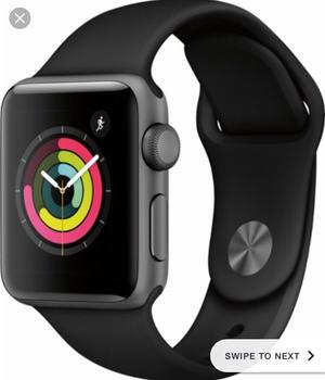 Apple Watch 38mm series 3 with gps