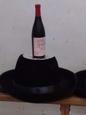 HATS for 'Bottle Dancers' for FIDDLER ON THE ROOF