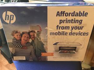 HP DeskJet  wireless printer - Brand New in Box