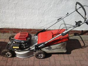 Mounfield SP465 Self Propelled Honda Petrol Lawnmower... SERVICED
