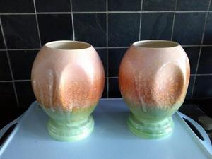 Pair of Sylvac Vases