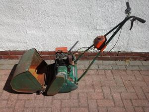 Qualcast Suffolk Colt self propelled petrol lawnmower... SERVICED