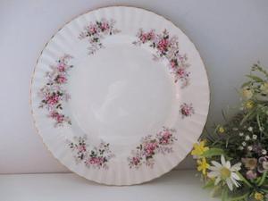 Royal Albert Lavender Rose dinner plates