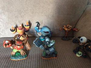 Skylanders giant figures