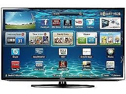 """42"""" SAMSUNG smart tv £220,price is negotiable,and tv is guaranteed."""