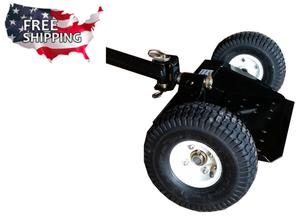 Bradley Mowers Two Wheel Sulky Pneumatic Wheels Stand-On
