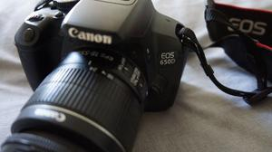 Canon EOS 650D / T4i Digital SLR camera + EF-S mm IS II Lens