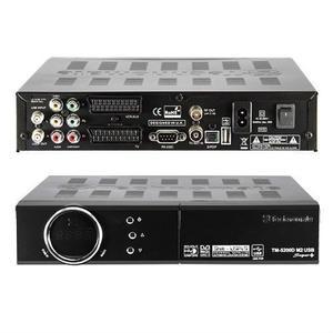 technomate TM-D M2 USB super + sd satellite reciver