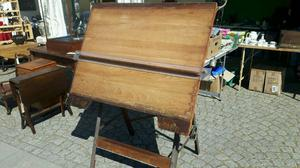 vintage parallel motion drawing board