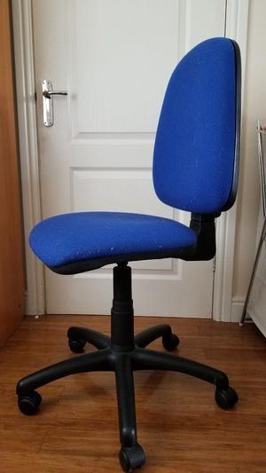 Adjustable Chair Desk Chair £5