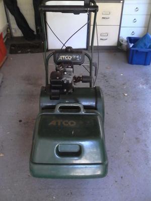 Atco Balmoral petrol lawn mower