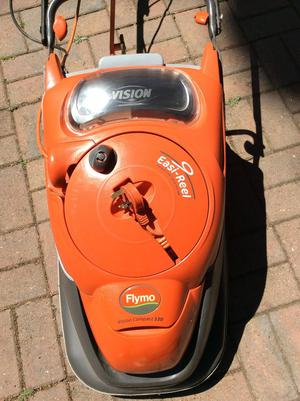 Flymo Electric Rotary Lawn Mower