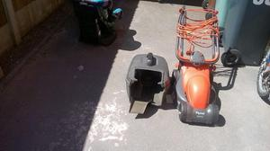 Flymo electric Lawnmower & Trimmer