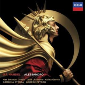 Handel: Alessandro [3 CD],