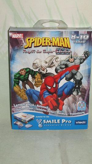 VTech  V.Smile Educational Game Spider Man NEW
