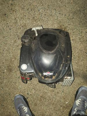 6.5hp briggs and stratton lawnmower engine
