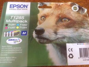 Epsom T Mulitipack of Ink (Fox on front)