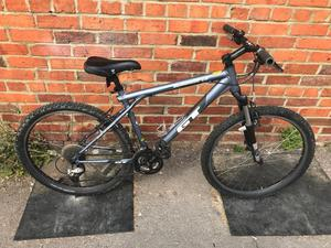 GT Avalanche Mountain Bike. Serviced, Free Lock, Lights, Delivery